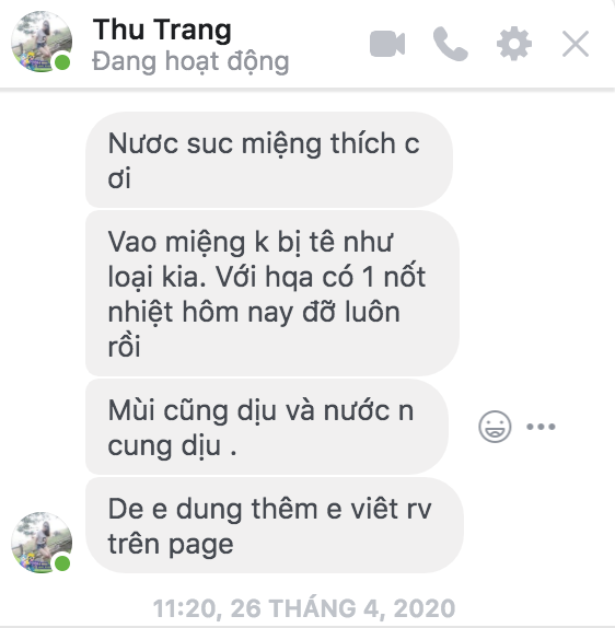 khach-hang-dung-nuoc-suc-mieng-plasmakare-chua-nhiet-mieng