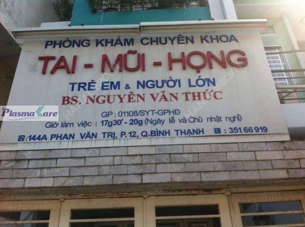 phong-kham-tai-mui-hong-bac-si-nguyen-van-thuc-Binh-Thanh