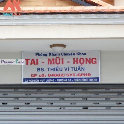 Phòng-khám-tai-mũi-họng-bac-sy-Thieu-Vi-Tuan