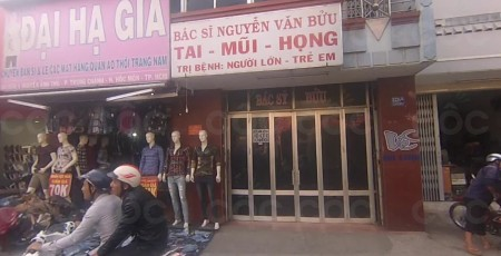 phong-kham-tai-mui-hong-hoc-mon-Nguyen-Van-Buu
