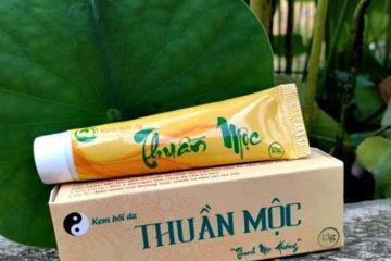 Review về những công dụng của kem bôi da Thuần Mộc